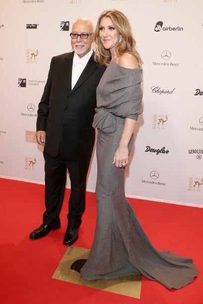 Celine Dion y René Angélil son un excelente matrimonio, incluso la canta...