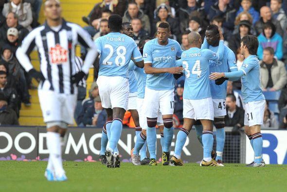 Balotelli volvió a poner un gol en su cuenta personal y de su club para...