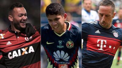 La de América, entre las playeras más bonitas para la temporada 2017/2018 del fútbol mundial