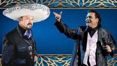 Pepe Aguilar rinde tributo a Juan Gabriel con un mexicanísimo disco