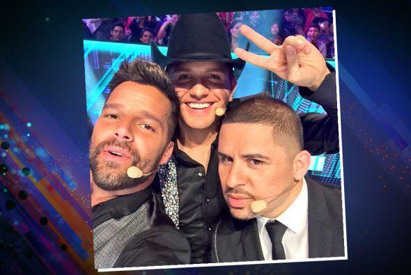 """Como olvidar la noche en que Ricky Martin estrenó su sencillo """"Adiós"""" y..."""