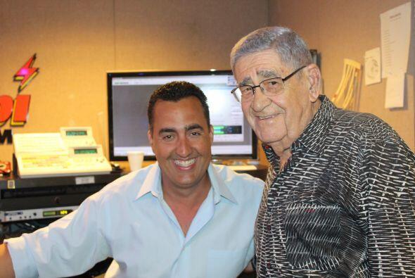 Luandy Sardiñas, ingeniero de sonidos y cómplice total de...