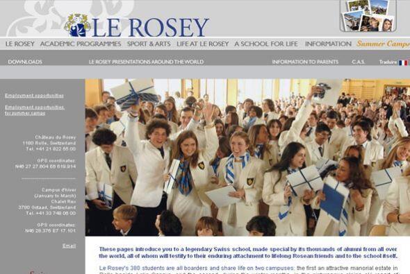 Este colegio le ofrece a los jóvenes actividades culturales como música,...