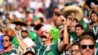 En México ven injusto que puedan castigar al Tri por el grito desde la tribuna