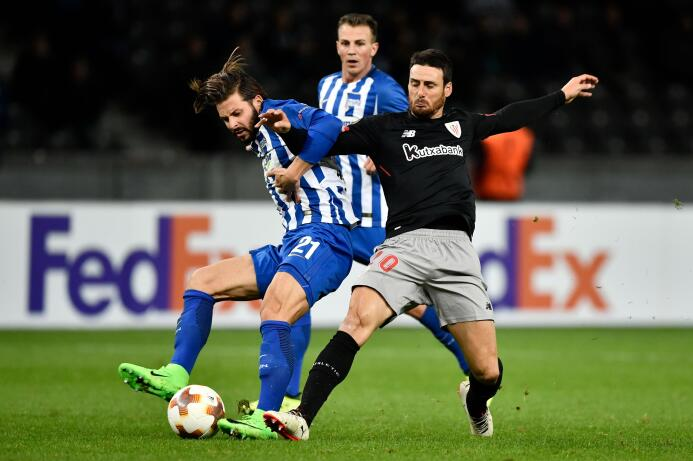 Hertha 0-0 Athletic Club: alemanes y españoles empataron en su debut en...