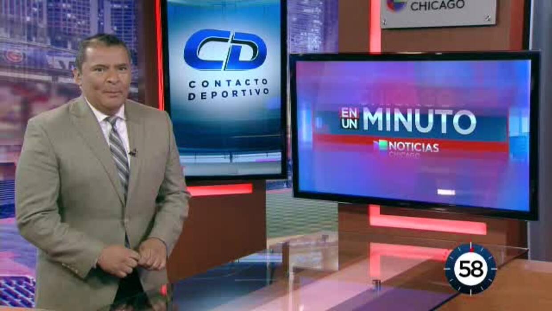 Contacto Deportivo Chicago en un Minuto: Los últimos detalles de la lesi...