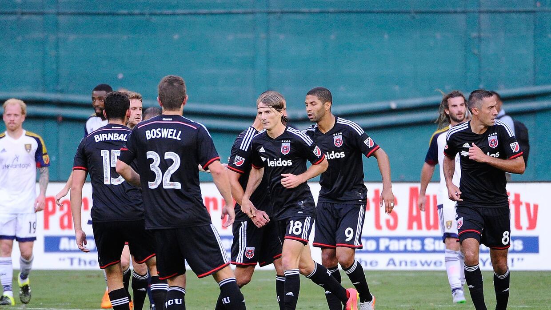 DC United vence por 6-4 a Real Salt Lake, en fiesta de goles