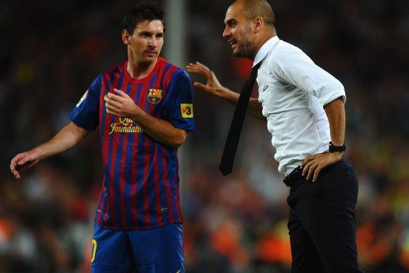 Pero su gran momento lo alcanzó al lado de Pep Guardiola, quien ha tomad...