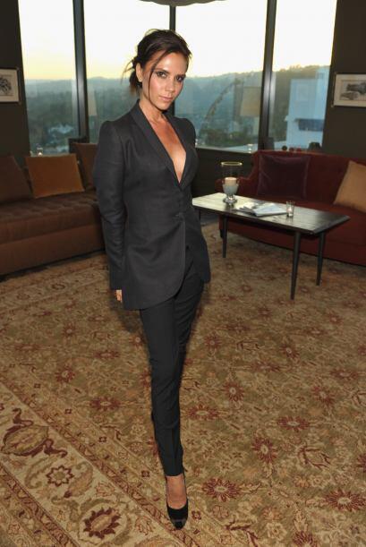 La ex Spice Girl se convirtió en diseñadora de moda y desp...