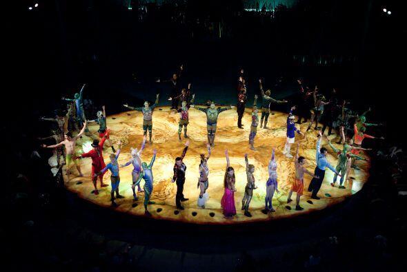 Compra tus boletos ya en la página oficial del Cirque du Soleil: www.cir...