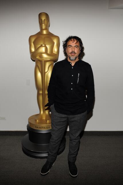 Alejandro González Iñárritu en 2015