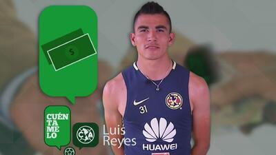 Luis Reyes y más futbolistas de la Liga MX revelaron qué compraron con su primer sueldo