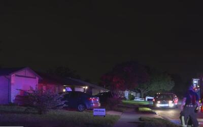 Investigan una explosión en una residencia de Rowlett
