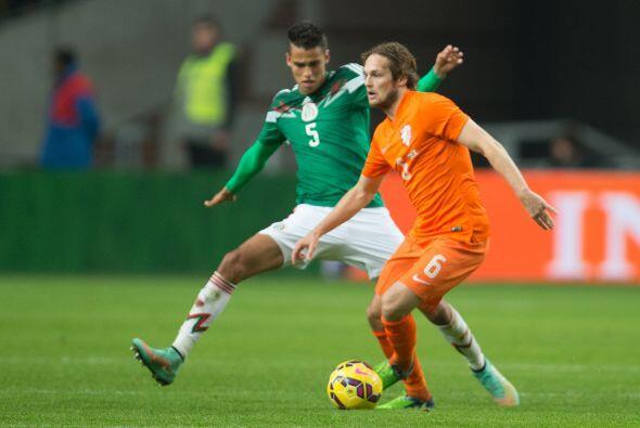 Holanda calentaría la recta final con el gol de Blind para tener un fina...