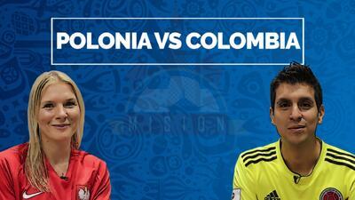 Una historia de amor que tendrá su mayor tensión por culpa del Colombia-Polonia