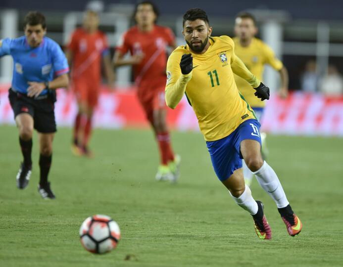 El ranking de los jugadores de Brasil vs Perú Gabriel.jpg