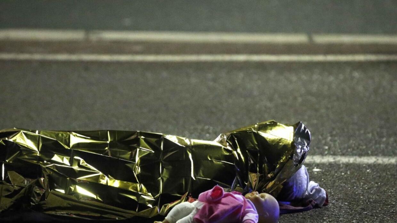 Varios niños murieron en el ataque terrorista en Niza.