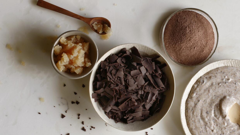 Chocolate secundaria