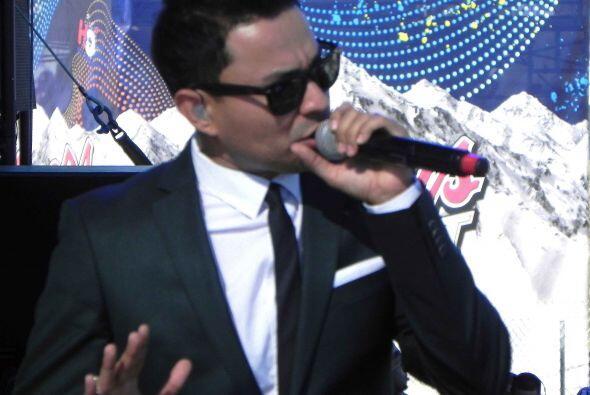 Frankie J en H2O Music Festival
