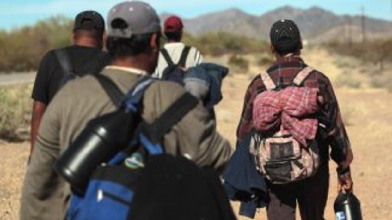 Diversos migrantes centroamericanos han reportado a agentes migratorios...