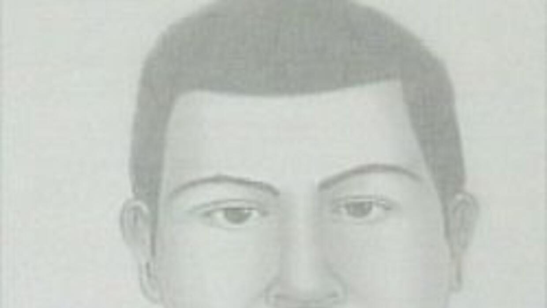 Retrato robot del supuesto asaltante emitido por la policía de South San...