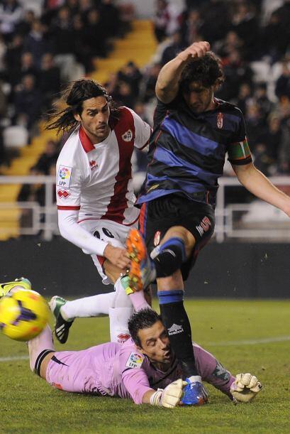 Con la derrota Rayo Vallecano se estancó en 13 puntos en el lugar 17, ap...