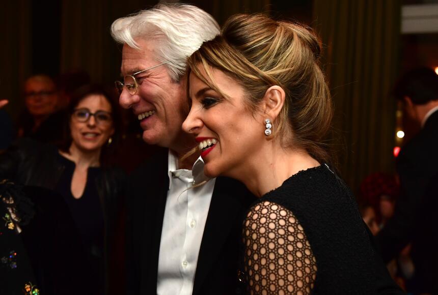 ¿Será Alejandra Silva con quien Richard Gere sea plenament...