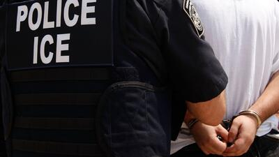 Un nuevo megaoperativo de ICE deja 91 indocumentados arrestados en Nueva Jersey