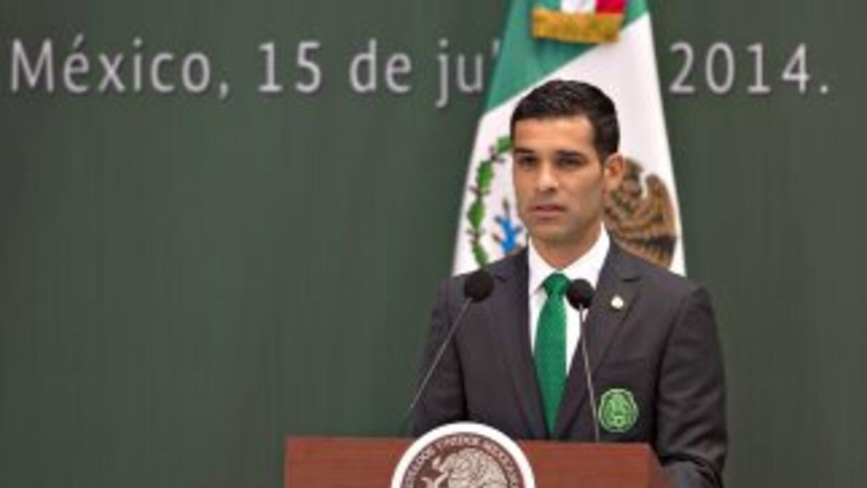 Rafael Márquez encabezó a un grupo de once jugadores en la recepción qu...