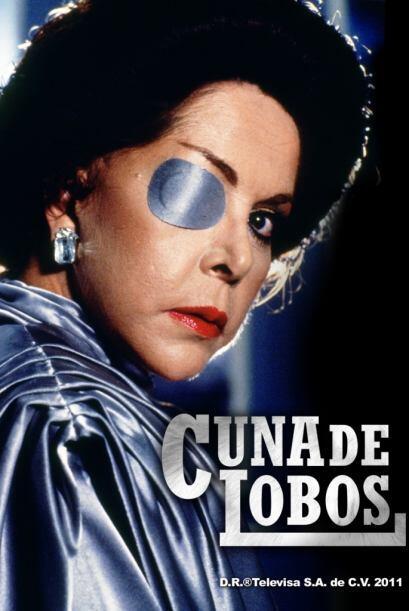 """""""Cuna de Lobos"""" es una de las telenovelas mexicanas de los och..."""
