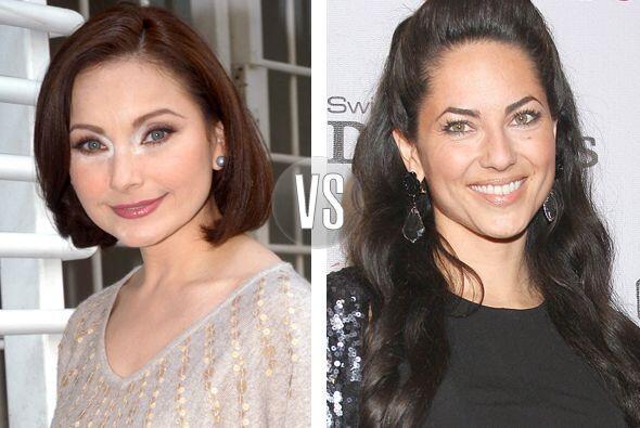 Elizabeth Álvarez y Bárbara Mori son muy bellas, pero una luce mucho más...