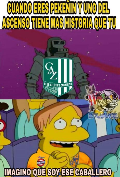 No solo fue Zacatepec, los memes tampoco tuvieron compasión con Tigres 2...
