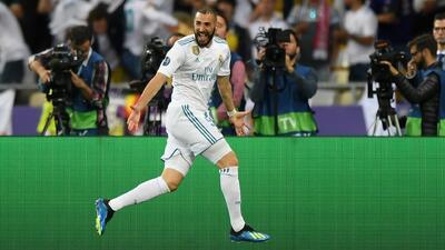 Recuento de los 201 goles que completó Karim Benzema en el Real Madrid