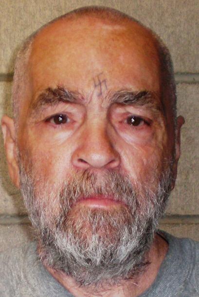 Charles Manson, condenado por organizar siete asesinatos en California.