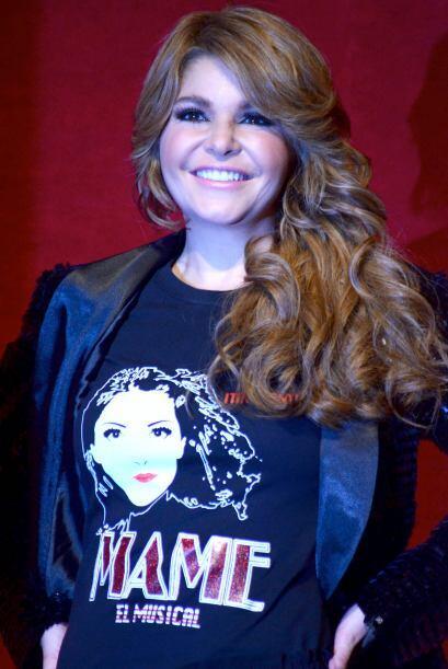 Itati Cantoral anunció que pronto regresará a las telenovelas.