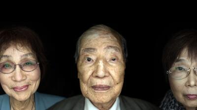 Los rostros sobrevivientes de Hiroshima