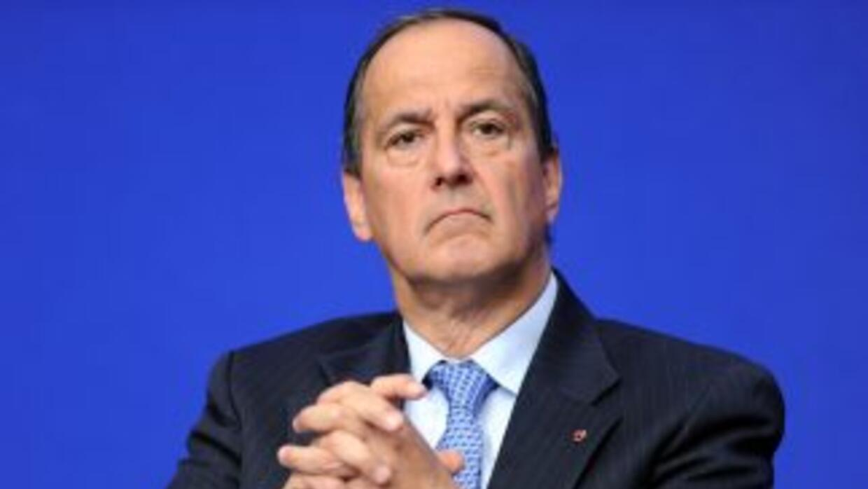 El ministro colombiano de Agricultura, Juan Camilo Restrepo.