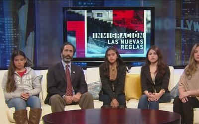 Las hijas Avelica afirman que en su casa procuraban no hablar de la posi...