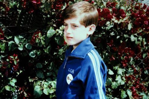 Gabriel Soto niño
