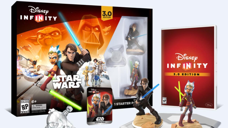 Star Wars- Disney Infinity Edición 3.0