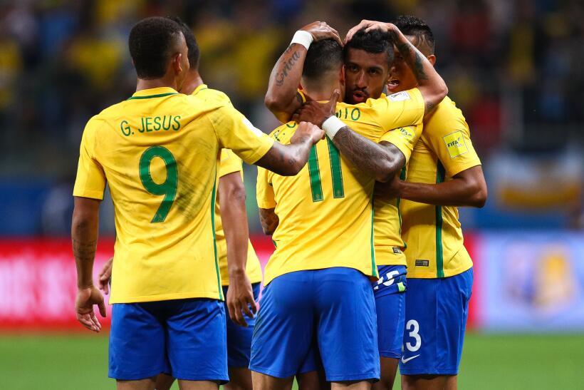 (Conmebol) 1. Brasil