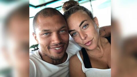 Jeremy Meeks y Chloe Green