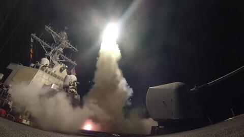 Turquía es una de las naciones que muestra apoyo al ataque a Siria reali...