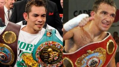 Nonito Donaire y Omar Narváez pelearían el 22 de octubre en Carson, Cali...