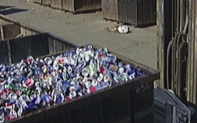 El innovador programa de reciclaje que se expande en Los Ángeles