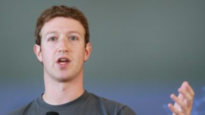 Mark Zuckerberg, el billonario más joven por esfuerzo propio.