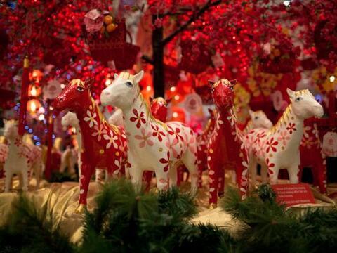 El 31 de enero del 2014 con el inicio del Año Nuevo Chino comienz...