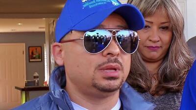 Larry Hernández aseguró que el alcohol es como una droga