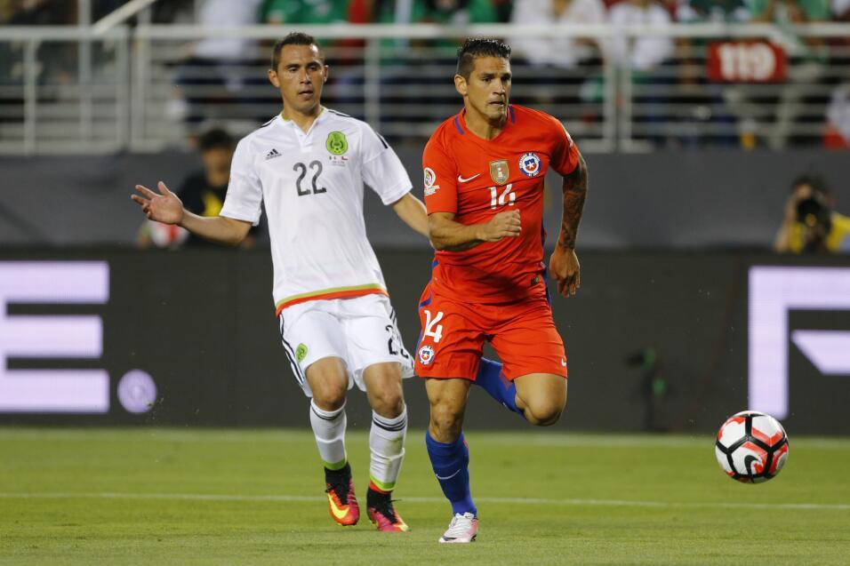 Paul Aguilar (Club América) - Defensa