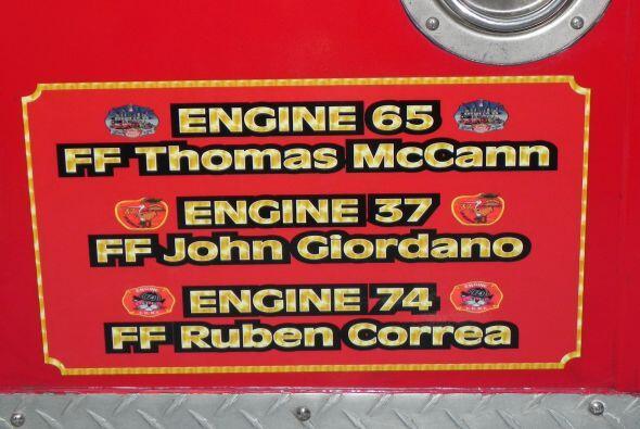 Carro bombero recuerda a sus caídos el 9/11 40d6ea2137b3489a8f7c30a22f1c...